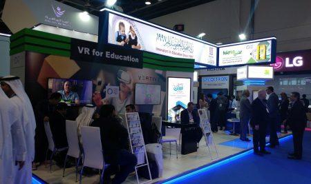 Almotahida Education group and Hawwaz' participation in GESS 2018 forum in Dubai