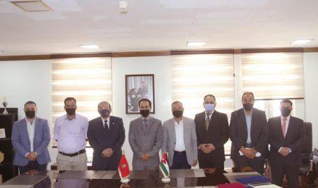 توقيع اتفاقية تعاون بين الشركة المتحدة وجامعة مؤته